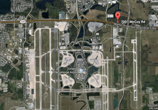 Airport Acres Industrial Park 7001 McCoy Road, Orlando, FL, 32822 - Max King Realty